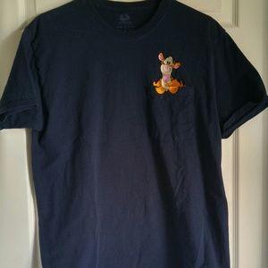 Tigger pocket T shirt